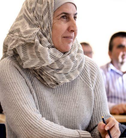 Voksenskole_Ældre kvinde