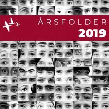 Årsfolder 2019 (forside)